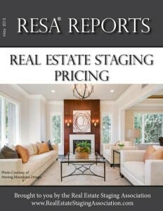 Real Estate Staging Pricing cover