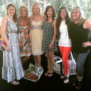 RESA members Amanda Carlson, EPS™, Kristie Barnett, EPS™, and Elizabeth Scruggs, EPS™