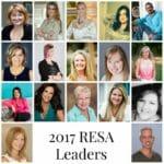 2017 RESA Leaders