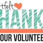 Thank You #RESACON Volunteers