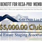 New Benefit For RESA-PRO® Members