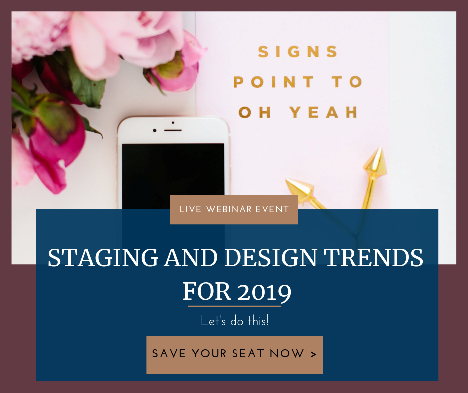 Home Staging Trends: Staging, Design, Color And Business Trends, Tips And