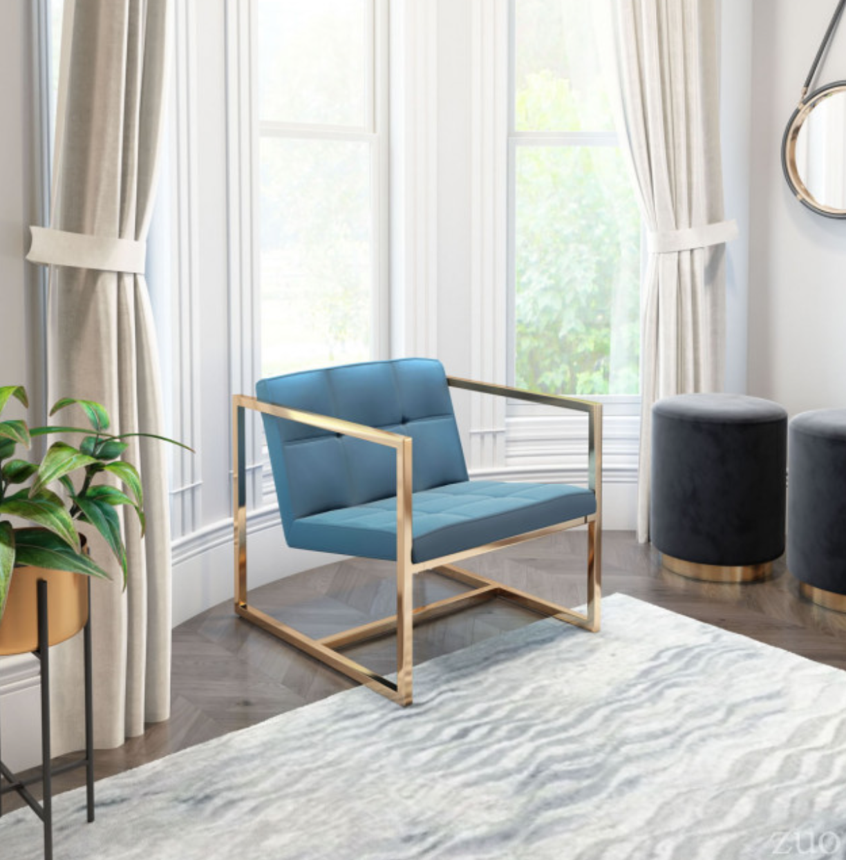 """Home Staging Trends: ZUO's Top Trends & Brands """"Luxe Look"""" For 2019"""
